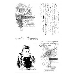 Cold Country - Clear Stamps