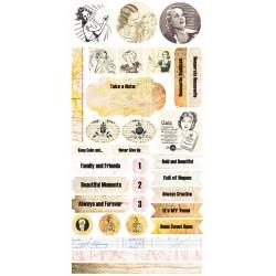 Domestic Goddess - Stickers 6x12