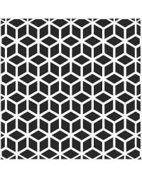 Dreamscapes - Geometry Stencil