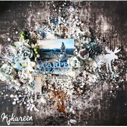 January 2019 Guest Designer – Kareen Dion