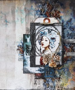 January 2019 Guest Designer – Anastasia Cernova