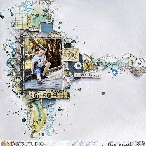 Gypsy Soul by Lisa Amiet