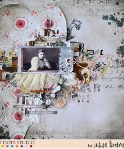 Not easy to forget by Juliya Tirskaya