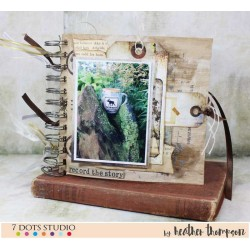 Norway Mini Album by Heather Thompson