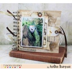 Norway Mini Album by Heather Thompson