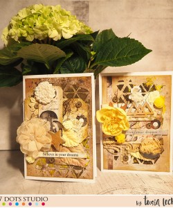 Forest Cards by Tusia Lech