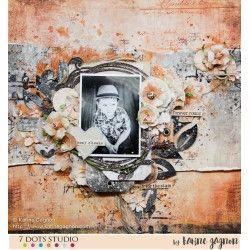 Rosy Cheeks by Karine Gagnon