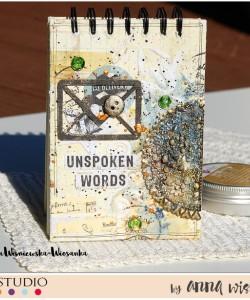 Unspoken Word by Anna Wiśniewska
