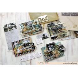 Envelope ATCs by Elena Martynova