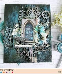 Magical door by Kavi Tha