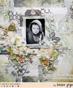 Wildflower by Karine Gagnon