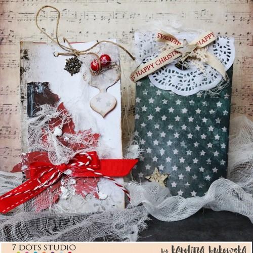 Gift bags by Karolina Bukowska