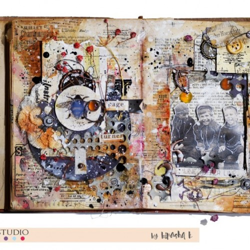 Imagination Pages by Bipasha K