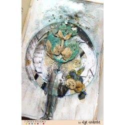 Botanist by Olga Siedlecka