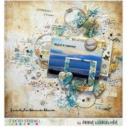 Believe in tomorrow by Anna Wiśniewska