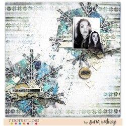 Snowflakes by Fiona Paltridge