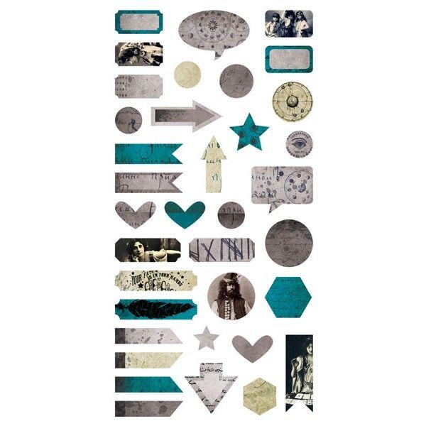 Fortune-teller - Die-cut Elements 6x12