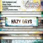 Hazy Days - Pad 6x6