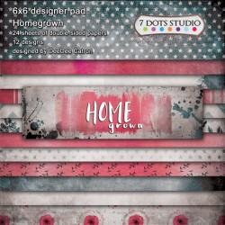 Homegrown - Pad 6x6