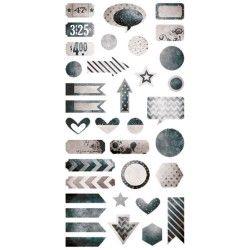 Homegrown - Die-cut Elements 6x12