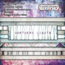 Northern Lights - Pad 6x6
