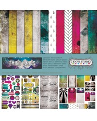 Paint Chips - Collection Kit