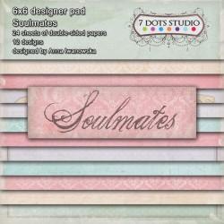 Soulmates - Pad 6x6
