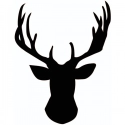Yuletide - Elk Head Mask