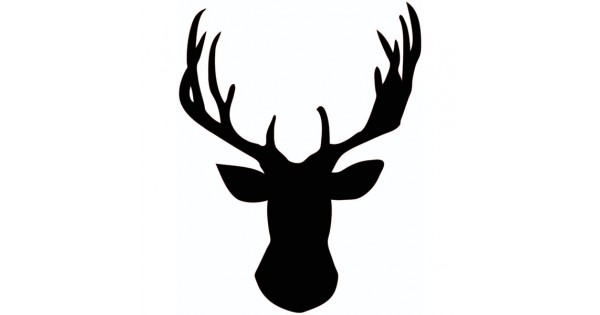 7 Dots Studio Yuletide Elk Head Mask