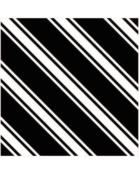 Yuletide - Peppermint Stripe Mask