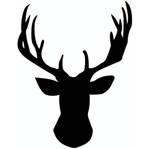 Yuletide - Elk Head Mask